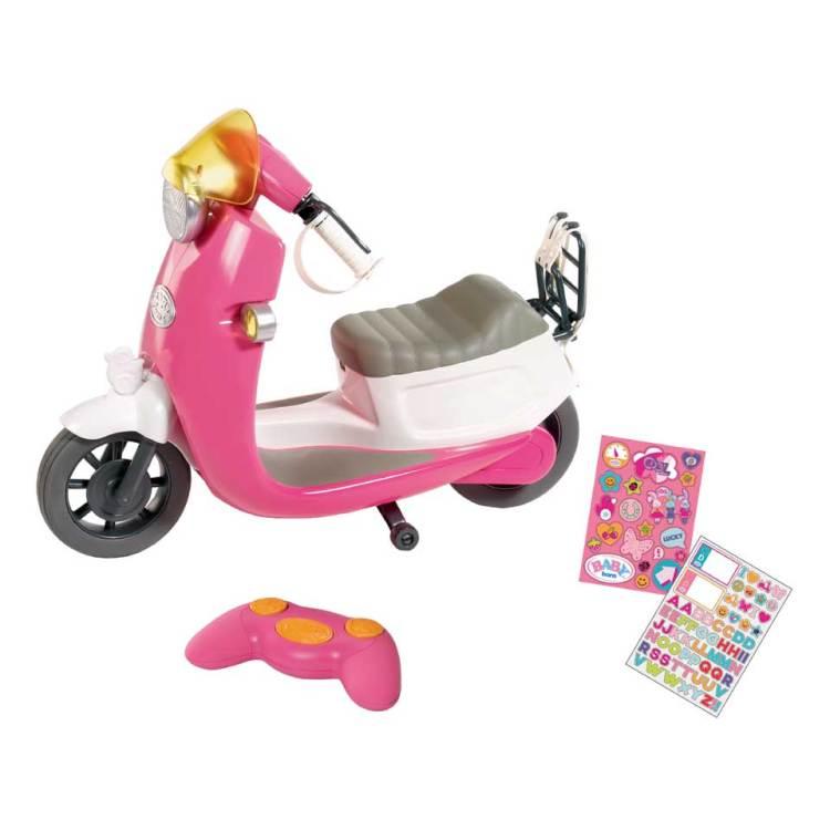 BABY born Stad op afstand bestuurbare scooter