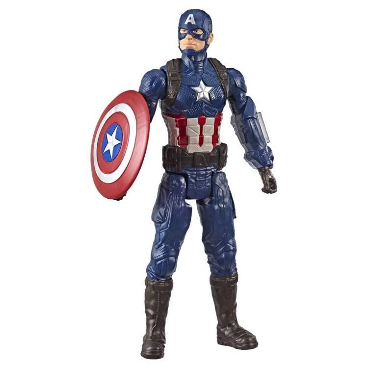 Avengers: Endgame Titan Hero figuur Captain America