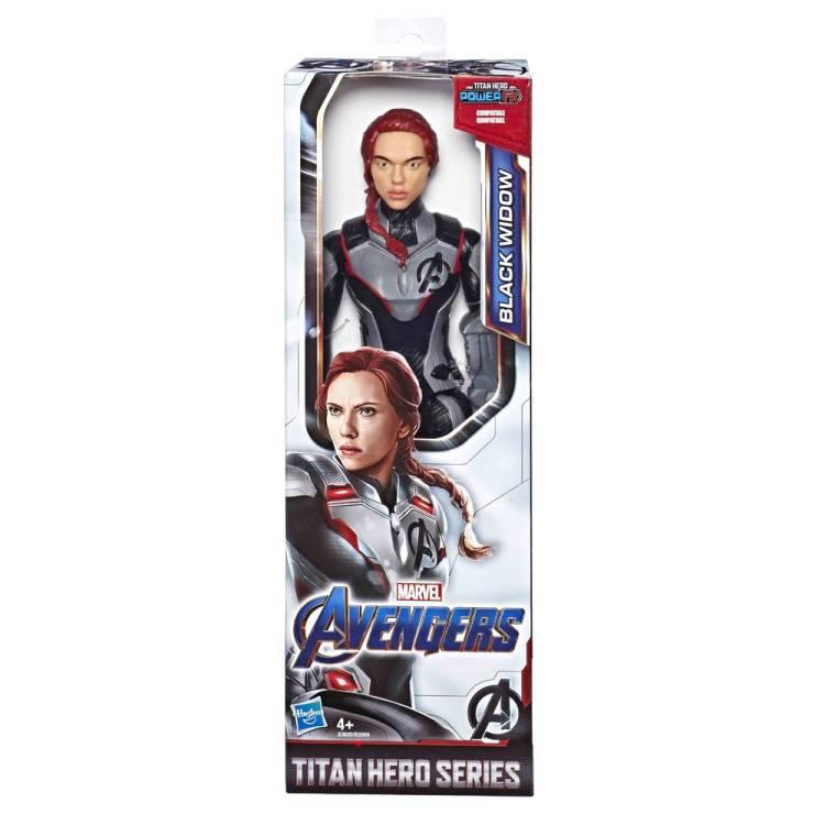 Avengers: Endgame Titan Hero figuur Black Widow