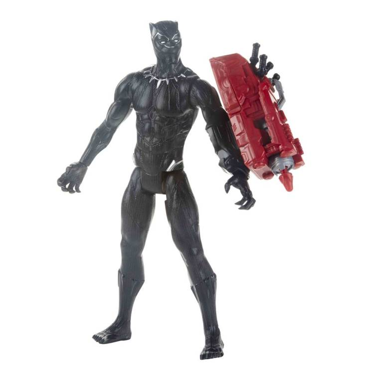 Avengers: Endgame Titan Hero figuur Black Panther