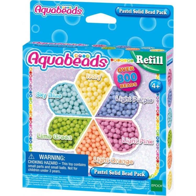 Aquabeads navulling pastel parels