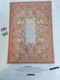 A 'BEAUVAIS' AUBUSSON DESIGN CARPET