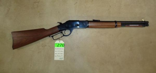 Winchester Model 1873 Trapper Lever ActionRifle 357 Mag S