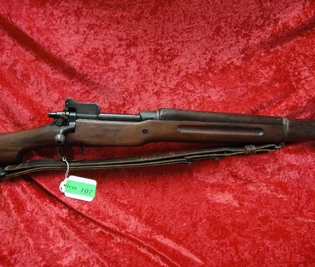 Lot 107 Eddystone Model 1917 Rifle