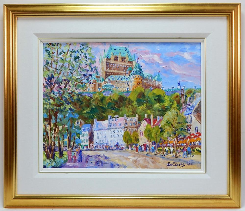 jeanne d arc leclerc paintings