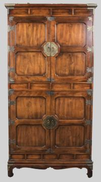 Asian Inspired Armoire
