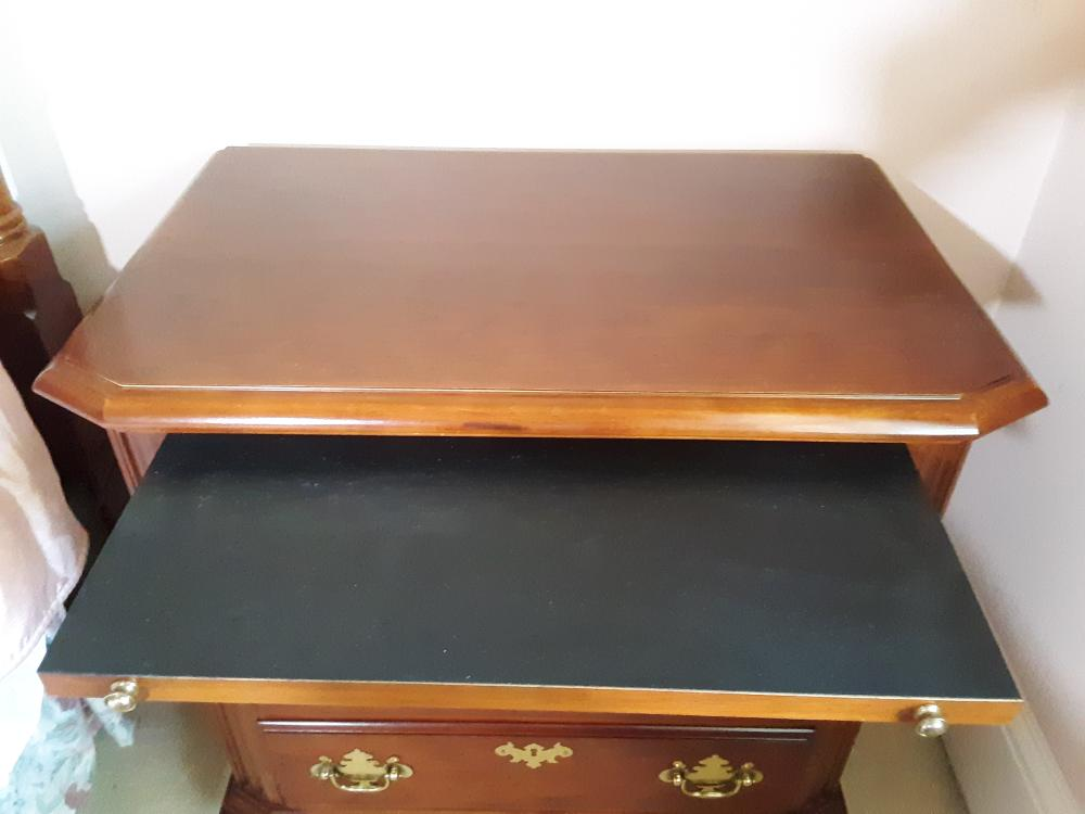 Stanley Made Bedside Table