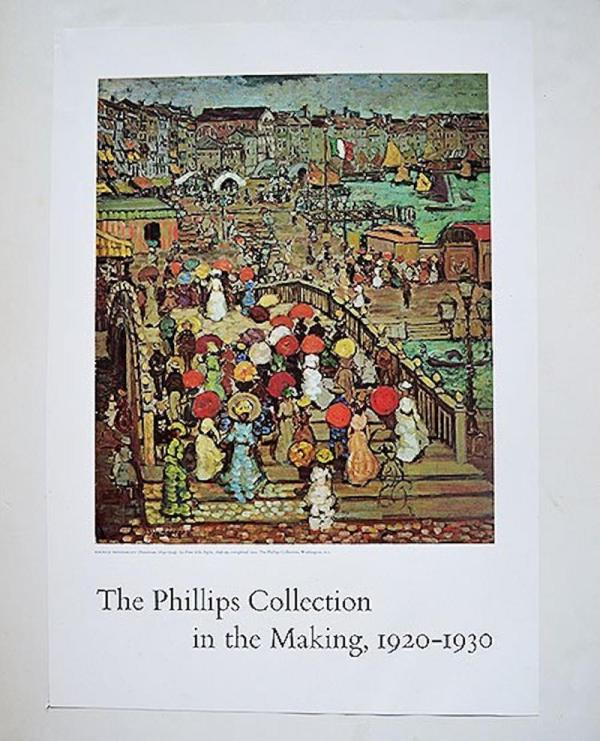 Phillips Collection In Making 1920-1930