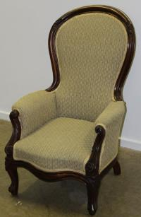 Victorian Gentleman's Chair