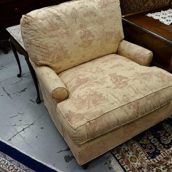 J M Paquet Sofa Donate A To Salvation Army Uk Pair Of Upholstered Easy Chairs Excellent Cond Condition