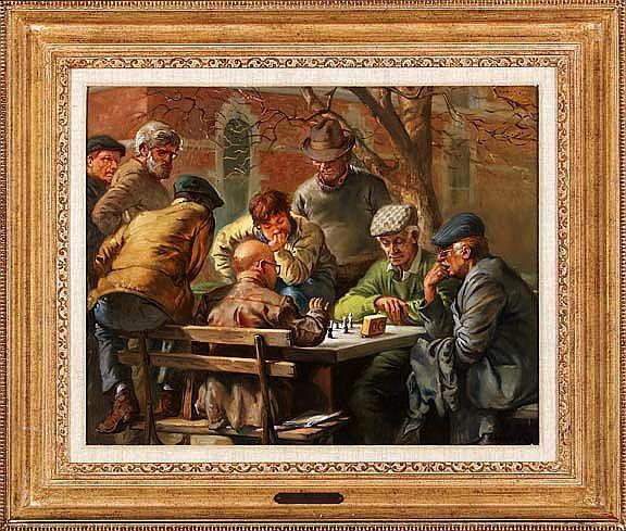 Joseph Sherly Sheppard Artwork for Sale at Online Auction | Joseph Sherly Sheppard Biography & Info
