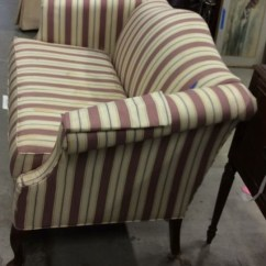Pembrook Chair Corp Best Hunting Chairs Vintage Camelback Setee Loveseat Sofa Chippendale Style Sofaa With Lot 13 Scrolled Arms