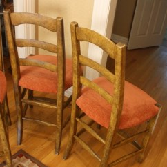 Minton Spidell Chairs Ciao Portable High Chair Reviews 3 Carved Upholstered Barsttools