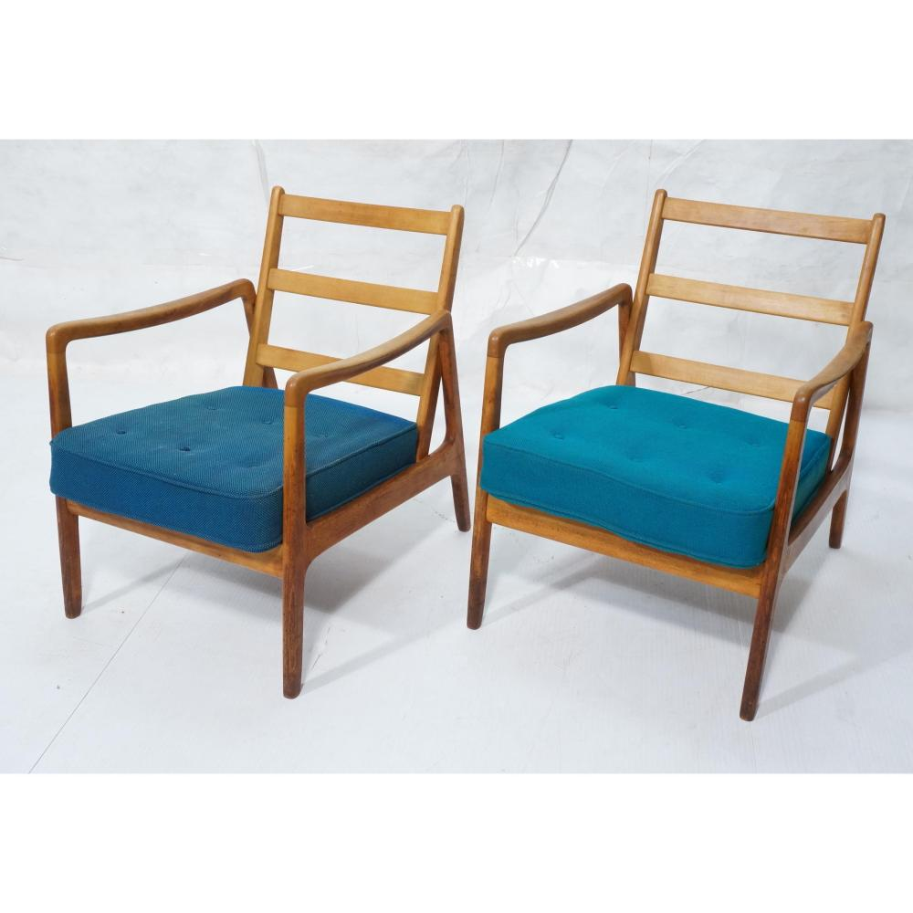 Danish Modern Lounge Chair Pr France Daverkosen Danish Modern Lounge Chair