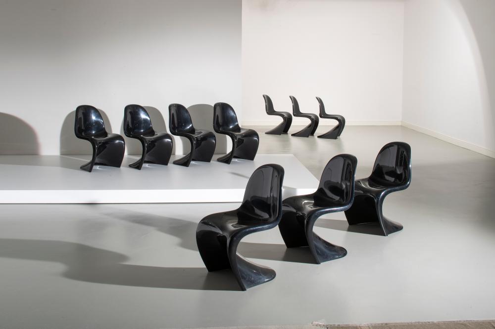 Mobili, tavoli, sedie, lampade e poltrone progettate da architetti o semplicemente dal design. Verner Panton Paintings Artwork For Sale Verner Panton Art Value Price Guide