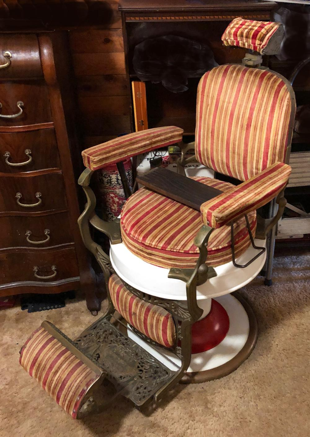 Koken Barber Chairs Koken Barber Chair