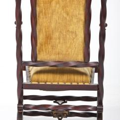 Antique Platform Rocking Chair With Springs Modern Recliner Chairs Canada Home Interior Ideas Hunzinger Rocker