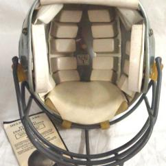 Cowboys Football Helmet Chair Swivel Urban Dictionary Tony Dorsett Autographed Dallas Full Size Lot 76