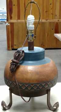 Southwest Style Table Lamp