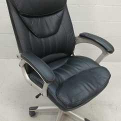 True Innovations Office Chair Wheel Cushion Rolling Black Lot 4143