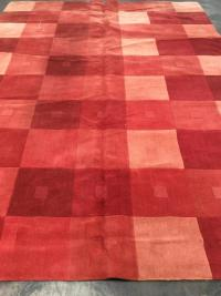 Surya Carpet Inc Maching Woven Pinks Area Rug