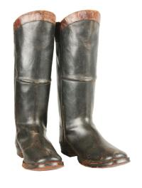 Early 1880's Stove Pipe Boots.