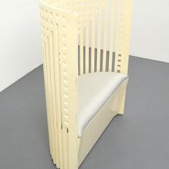 Charles Rennie Mackintosh Willow Chair Step Stool Lot 266