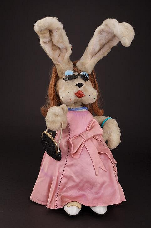 Ac Home Wiring Fully Animatronic Quot Bombshell Quot Energizer Bunny