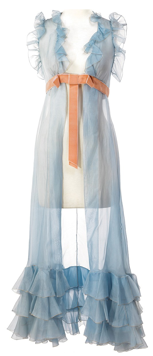 Sold Price: 12 Women's nightgowns. robes & negligees from unidentified productions dating from the 1940s - 1950s - Invalid date PDT