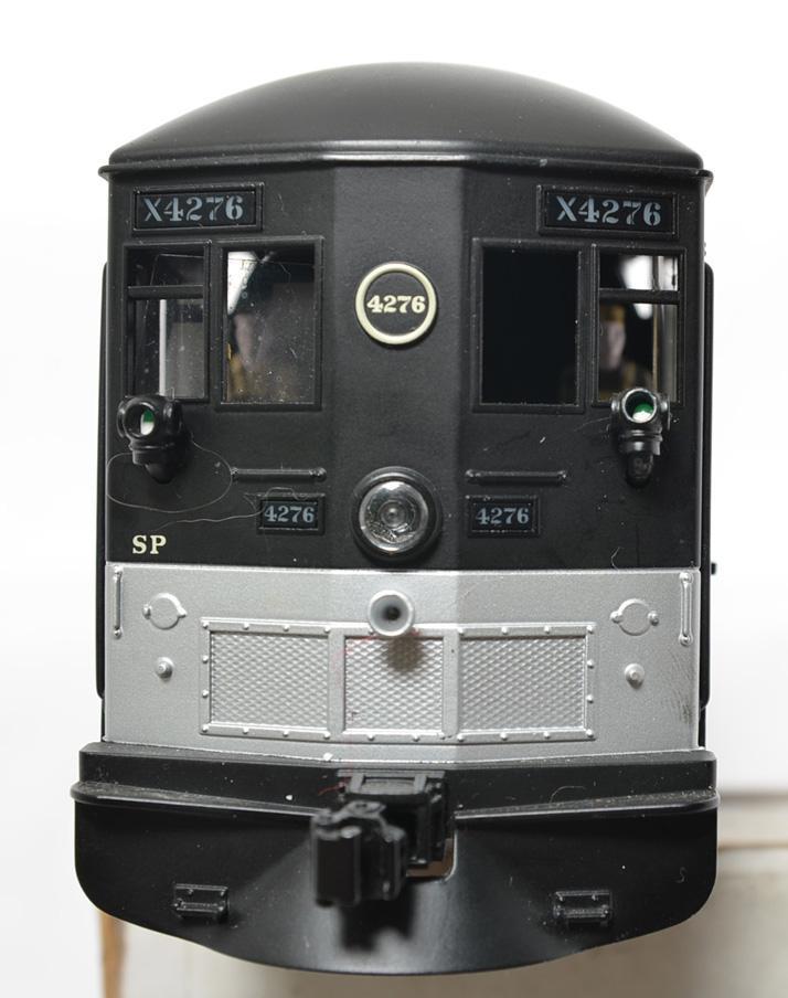 Lionel LionMaster AC-12 cab forward steam locomotive