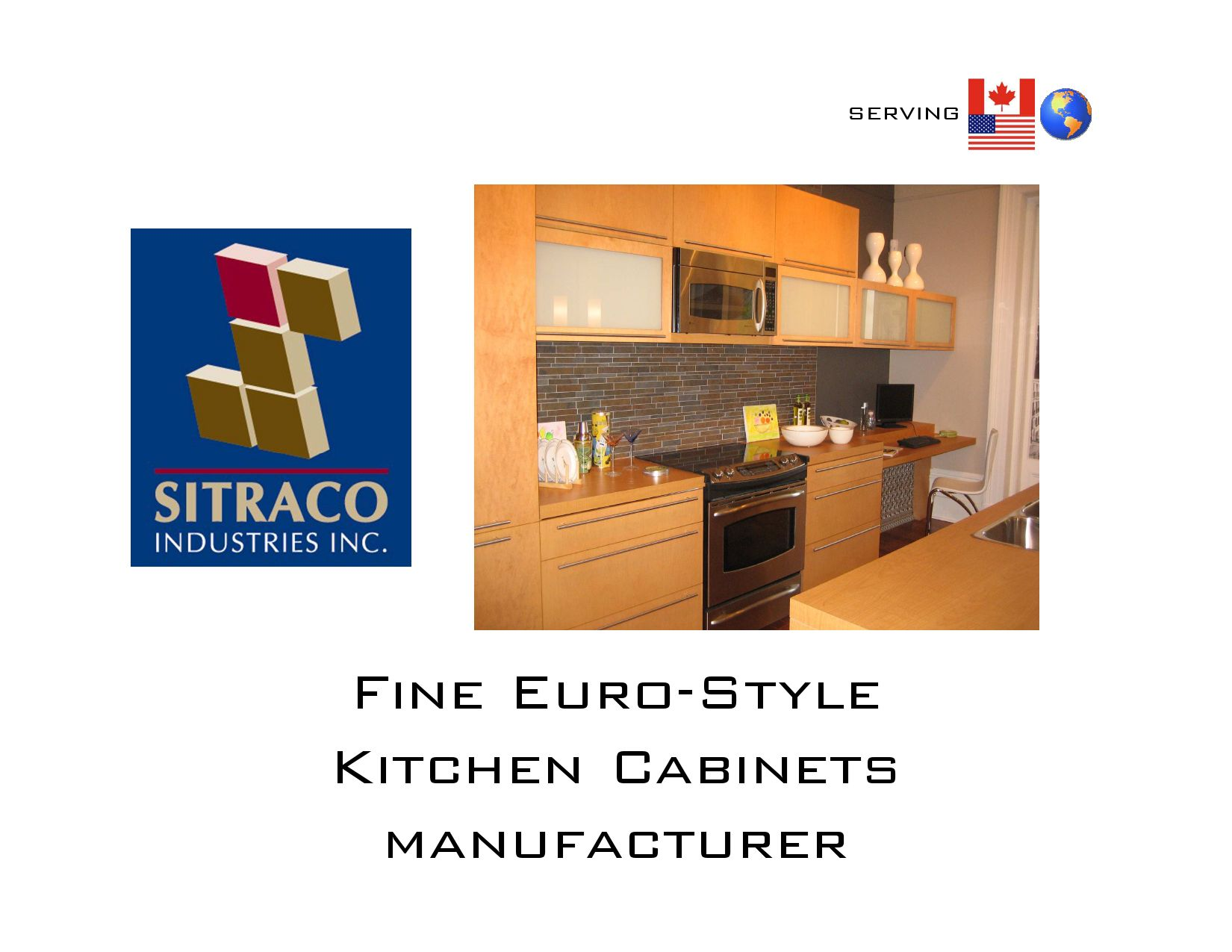 eurostyle kitchen cabinets cupcake accessories sitraco industries inc by said tadjer issuu