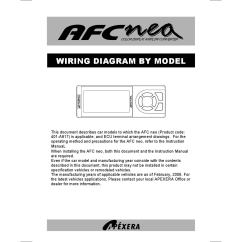 Afc Neo Wiring Diagram Trailer Lights Nz By Honda And Acura Club De Costa Rica