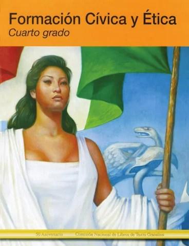 Formación Civica y Etica 4to. Grado