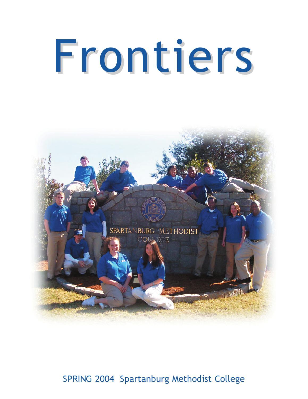 ISSUU  Spring 2004 Frontiers by Spartanburg Methodist College
