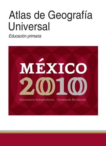Atlas de Geografía Universal