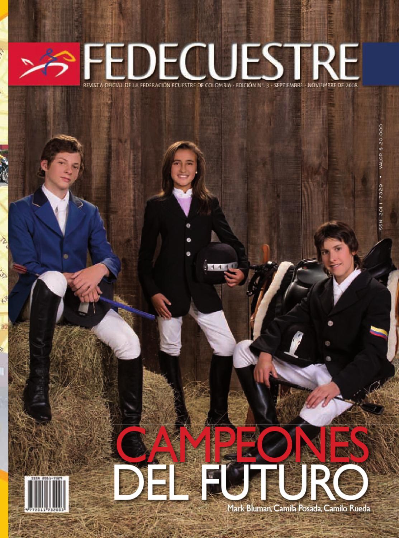 Fedecuestre Revista