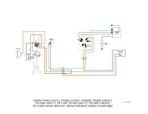small resolution of vespa gt200 wiring diagram ignition