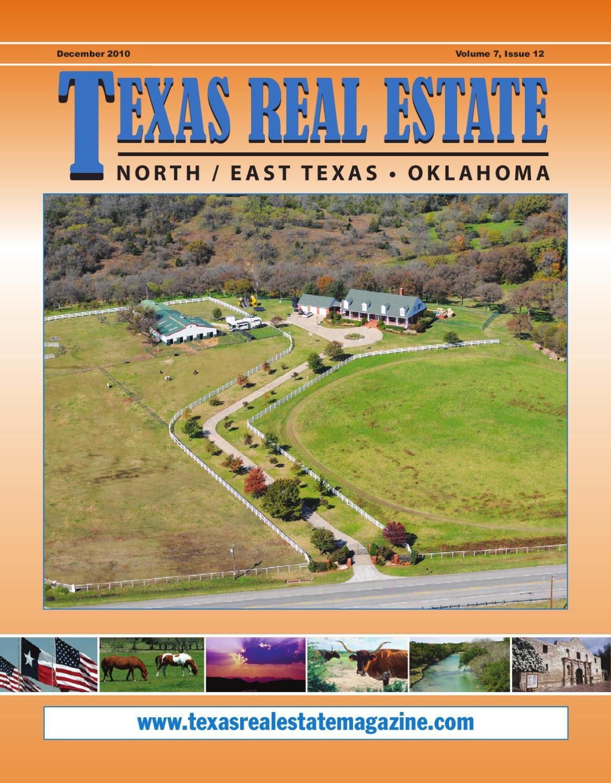 Texas Real Estate Magazine