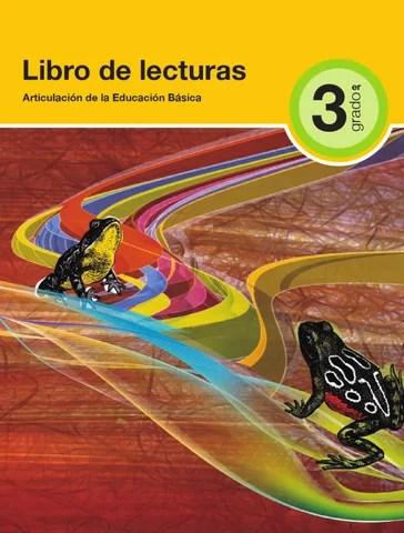 Español Lecturas 3er. Grado