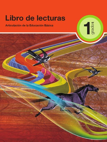 Español Lecturas 1er. Grado