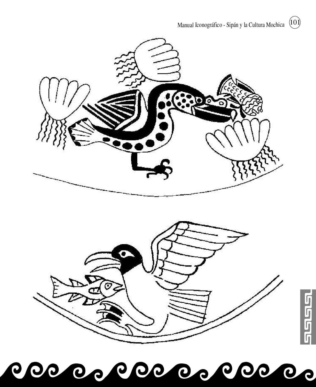 Manual Iconográfico de Sipán y la Cultura Mochica by CITE