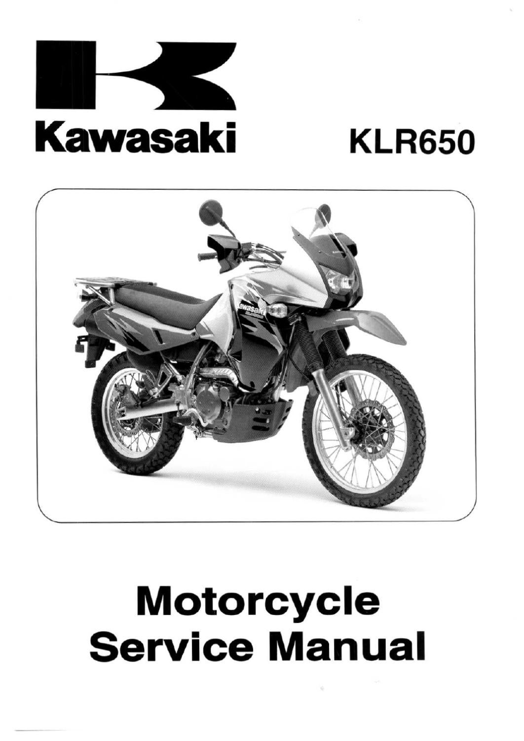Kawasaki Klr650 Wiring Diagrams Danfoss Refrigerator Start