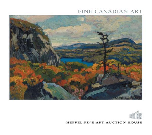 Fine Canadian Art 17 2012 Heffel