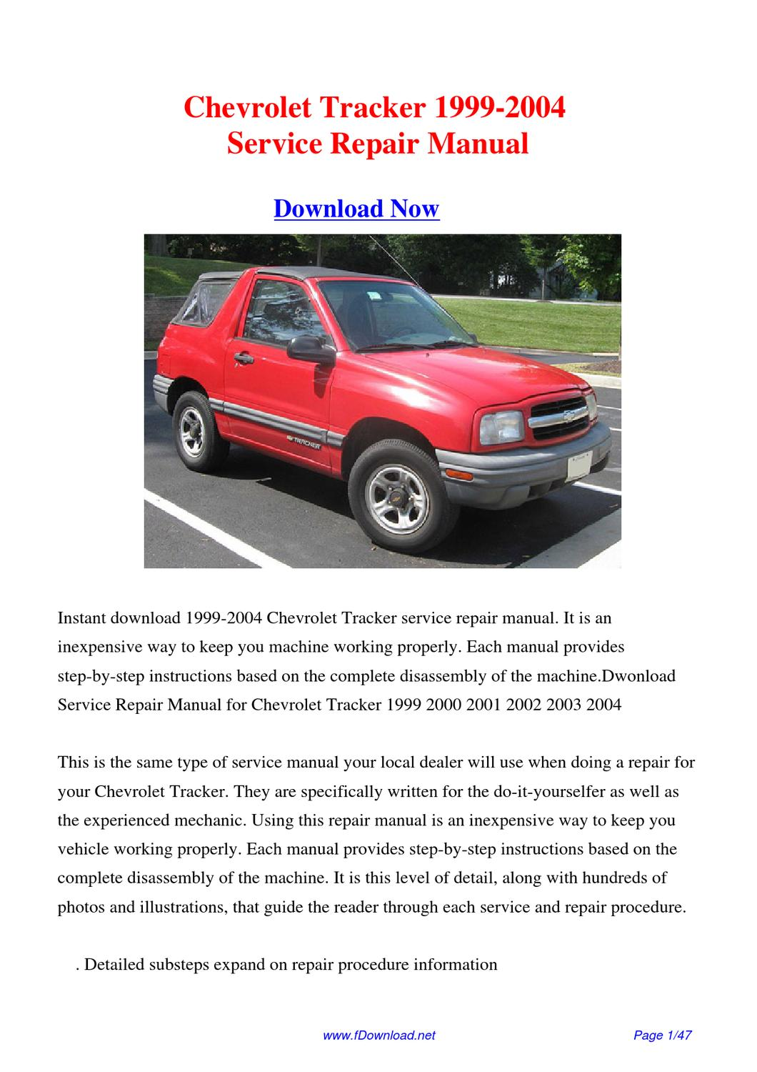 ... Array - 00 chevy tracker repair manual ebook rh 00 chevy tracker repair  manual ebook purerose