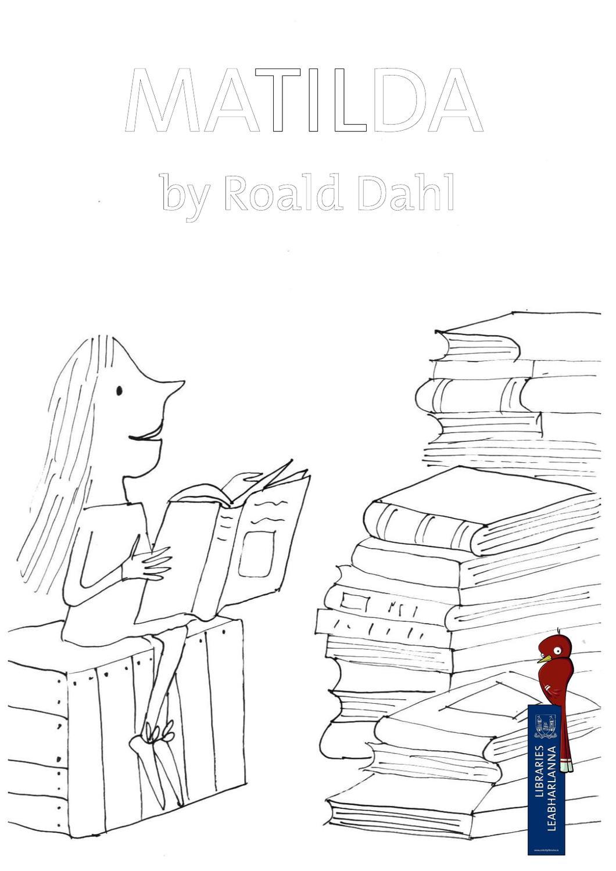 Amazing Matilda Pagina Para Colorear By Pepi Corrla Issuu