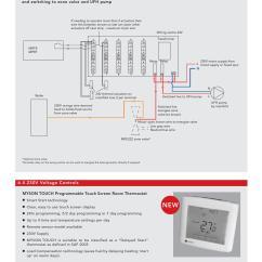 Underfloor Heating Thermostat Wiring Diagram Minn Kota 65 Trolling Motor 3m Filtrete Air