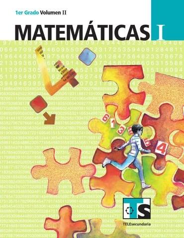 Matemáticas 1er. Grado Volumen II