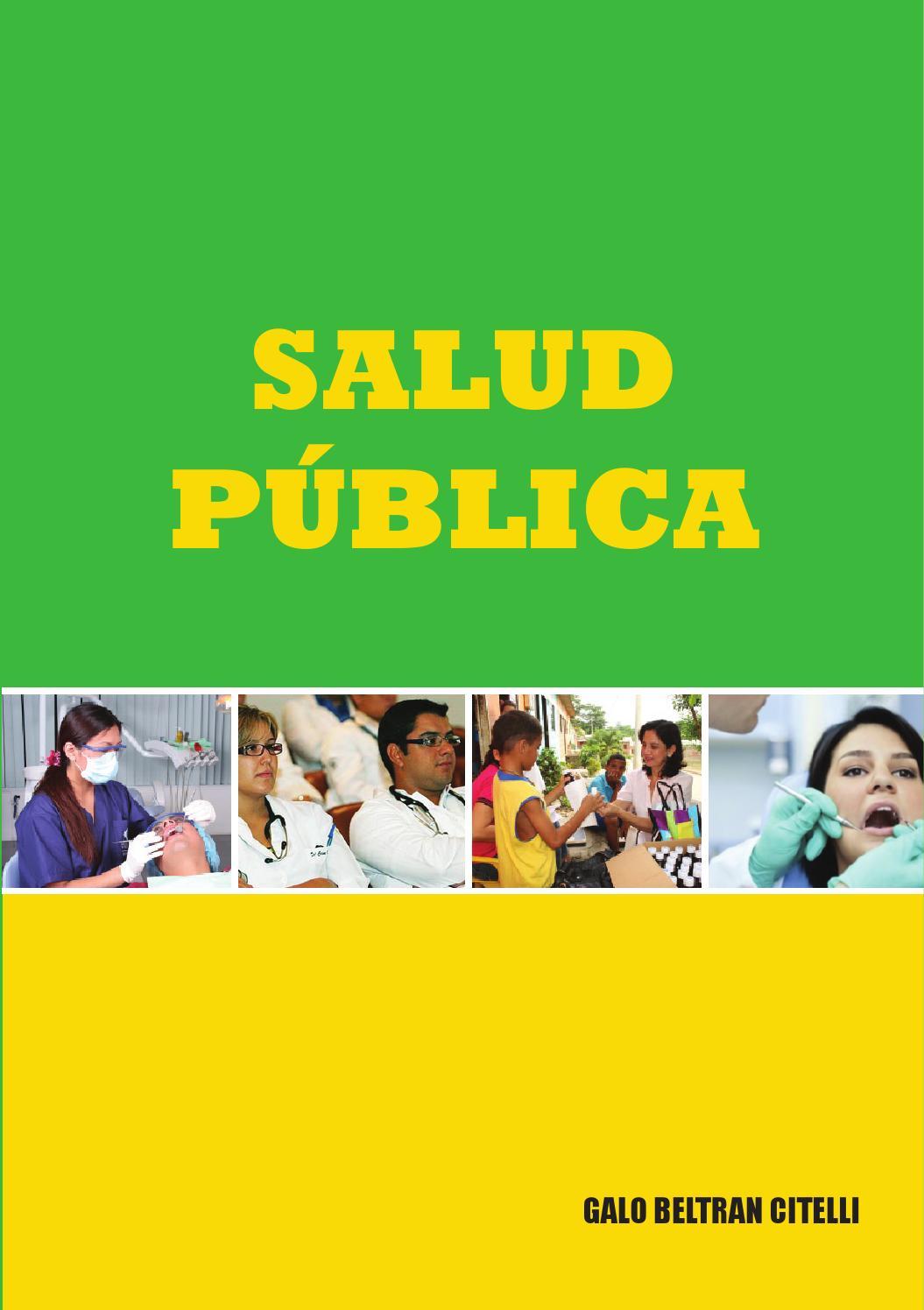 Libro salud publica by Viera  issuu