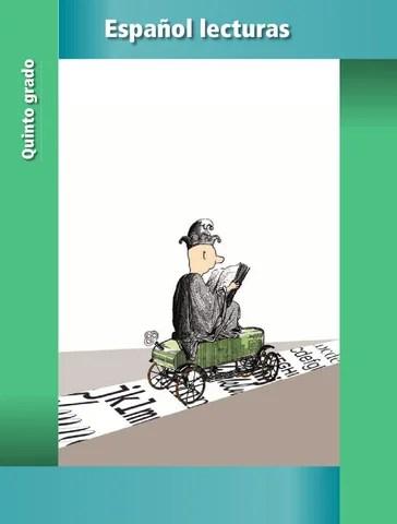 Español lecturas 5o. Grado