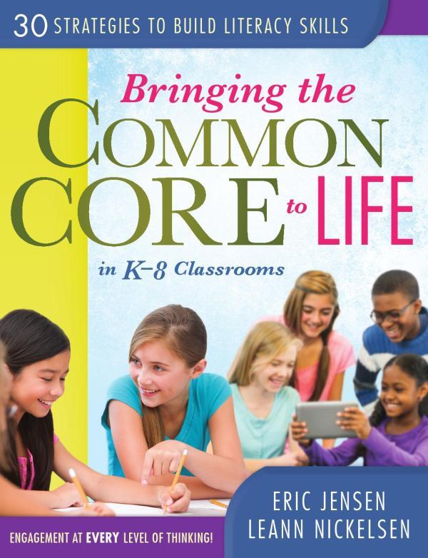 Bringing Common Core Life In 8 Classrooms